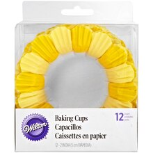 Wilton Baking Cups, Yellow Blossoms Packaged