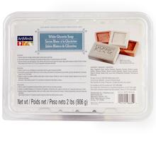 ArtMinds White Glycerin Soap Base