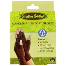 Crafter's Comfort Gloves, Small