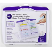 Wilton Deluxe Practice Board, Package