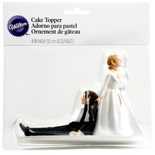 Wilton Cake Topper Packaging