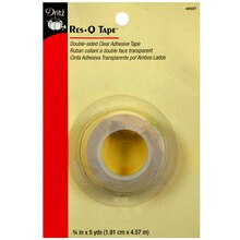 Res-Q Tape Double-Sided Clear Adhesive Tape