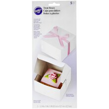 Wilton Treat Boxes, Packaged