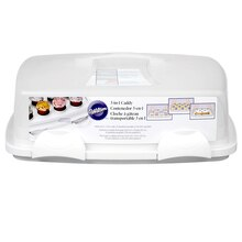 Wilton 3-in-1 Caddy, front fiew