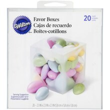 Wilton Favor Boxes, Heart