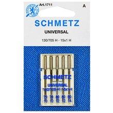SCHMETZ Universal Needles, Assorted, 5 Pack