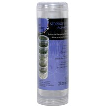 Bead Landing Clear Stackable Bead Storage, 1 1/2""