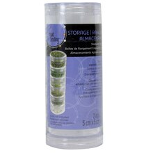 Bead Landing Clear Stackable Bead Storage, 2""