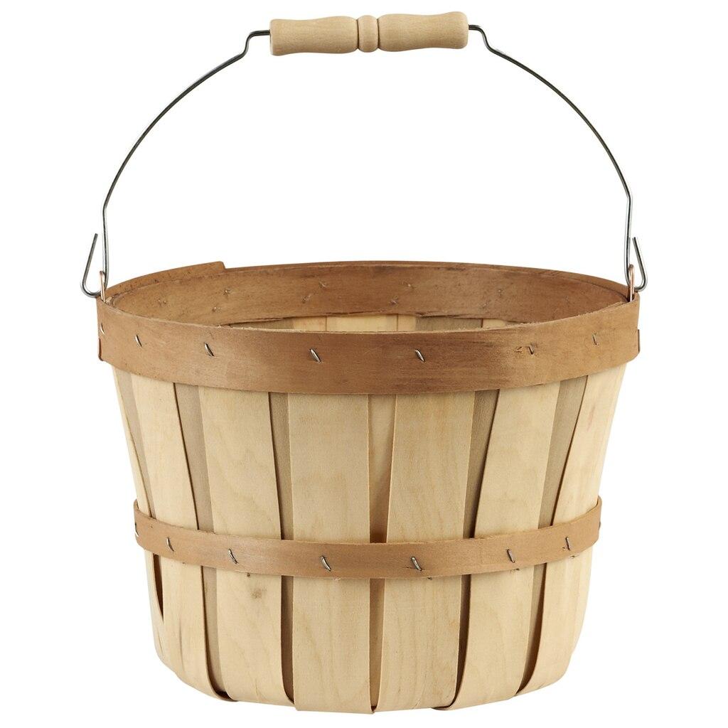 Ashland Chipwood Bushel Basket With Handle
