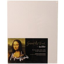 "Mona Lisa Gessoed Art Board, 8"" x 10"""