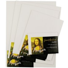 Mona Lisa Gessoed Art Board