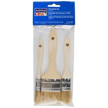 ArtMinds Chip Brush Set, 3 Pc