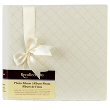 Recollections Ribbon Photo Album
