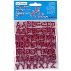 Creatology Foam Glitter Stickers, Alphabet