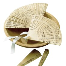 Celebrate It™ Occasions™ Wooden Fan