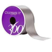 Celebrate It 360 Satin Ribbon, 1 1/2in