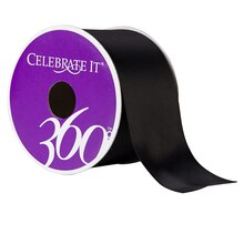 Celebrate It 360 Satin Ribbon, 2""