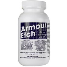 Armour Etch Glass Etching Cream, 22 oz.