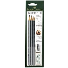 Faber-Castell GRIP Pencil Artist Drawing Set