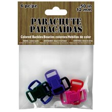 Parachute Cord Buckles Packaged