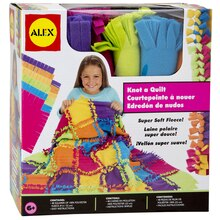 ALEX Knot-a-Quilt Kit