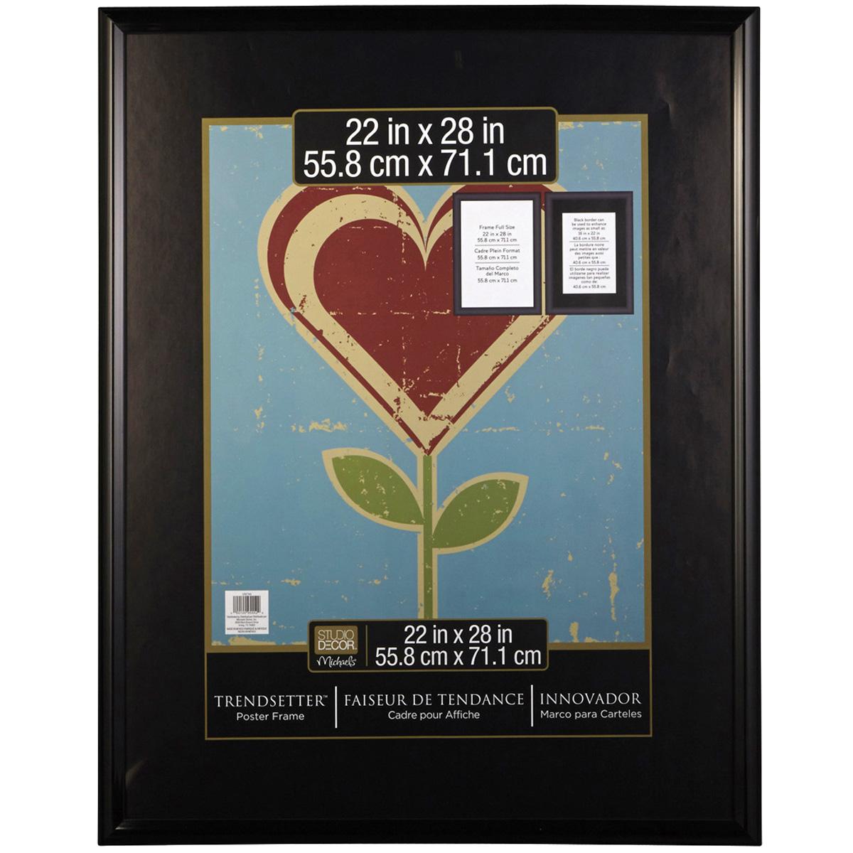Poster frame michaels