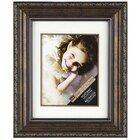 Studio Décor Portrait Collection Ornate Frame With Mat