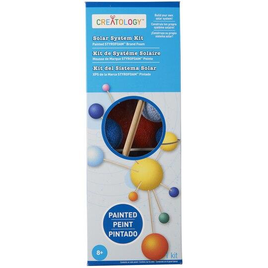 Creatology™ Painted Solar System Kit