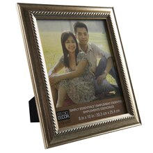 """Studio Décor Simply Essentials Frame With Rope Detail, 8"""" x 10"""""""