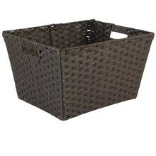 Assorted Rectangular Basket by Ashland Medium Brown