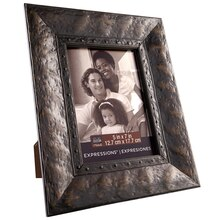 "Studio Décor Expressions Weathered-Wood Frame, 5"" x 7"""