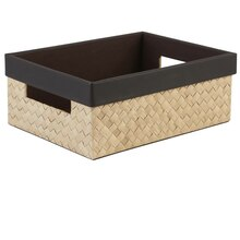 Ashland Pandan Underbed Storage Basket, Extra Small