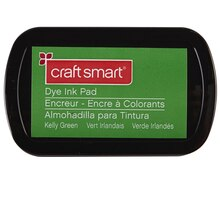 Craft Smart Dye Ink Pad, Kelly Green