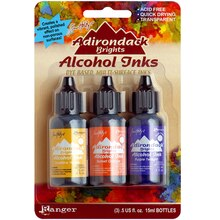 Tim Holtz Adirondack Alcohol Inks, Summit View