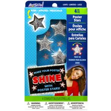 ArtSkills Light Up Poster Stars