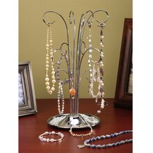Darice Springy Metal Jewelry Stand