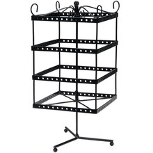 Darice Black Metal Earring Rack