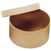ArtMinds Paper Maché Round Box