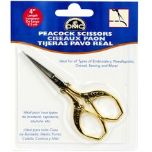 DMC Peacock Scissors