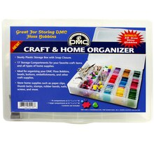 DMC Craft and Home Organizer
