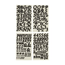 Stickers letters numbers michaels for Michaels stick on letters