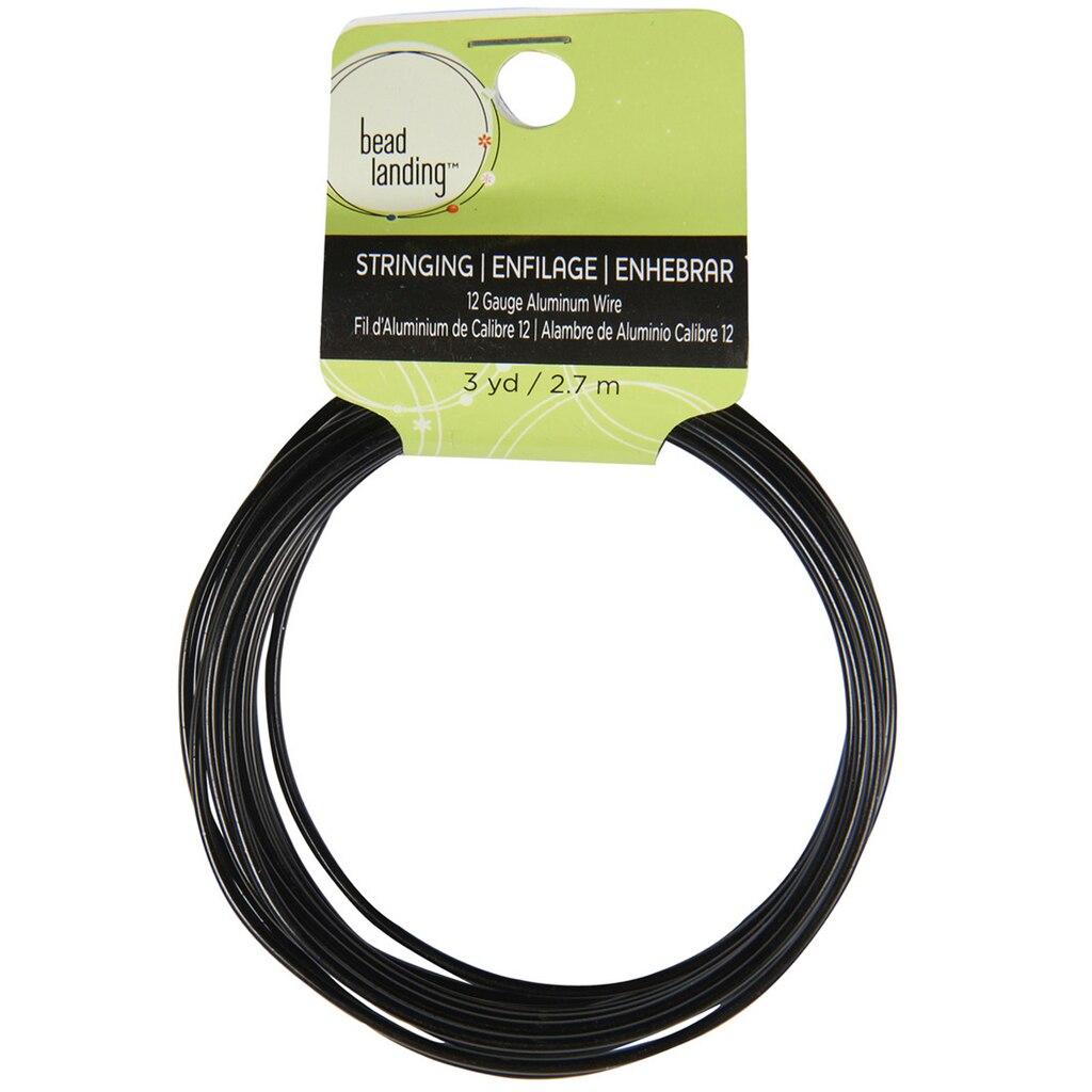 Bead Landing™ 12 Gauge Aluminum Jewelry Wire