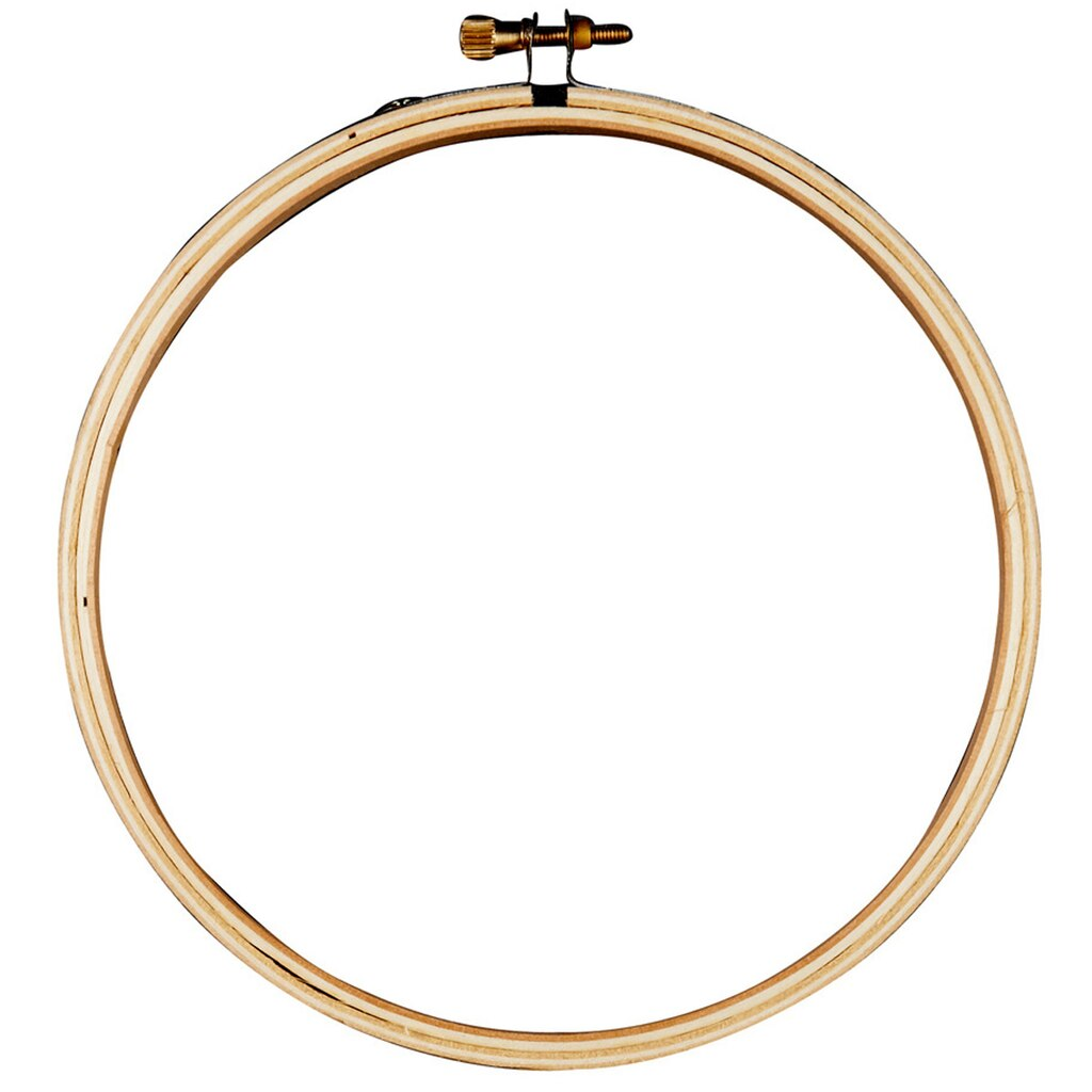 Loops threads™ wooden embroidery hoop