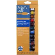 Artist's Loft Fundamentals Watercolor Paint