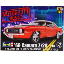 Revell 1969 Camaro Z/28 2'N1 Model Kit