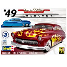 Revell 1949 Mercury Custom Coupe Model Kit, Packaged