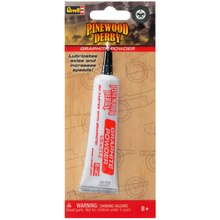 Revell Pinewood Derby Graphite Powder Package