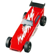 Revell Pinewood Derby Funny Car Racer Kit Complete