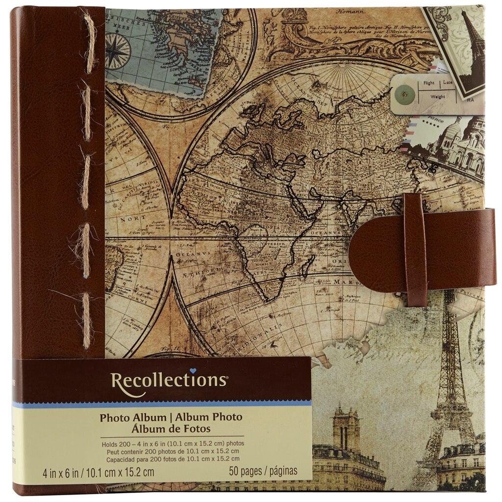 RecollectionsR Travel Photo Album