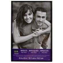 "Studio Decor Basics Metro Frame, 4"" x 8"""